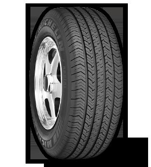 X Radial DT Tires